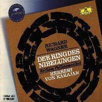 Karajan, Herbert von - Wagner: Der Ring der Nibelungen (CD)