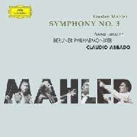 Abbado, Claudio - Gustav Mahler: Symophony No.3 (CD)