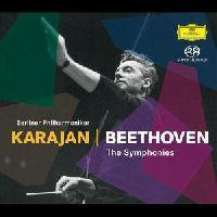 Karajan, Herbert von - Beethoven: Nine Symphonies (SACD)