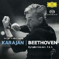 Karajan, Herbert von - Beethoven: Symphonies Nos.5 & 6 (SACD)