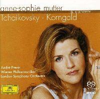 Previn, Andre - Tchaikovsky / Korngold: Violin Concertos (SACD)
