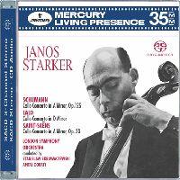 Various Artists - Schumann/Lalo: Cello Concertos (SACD)