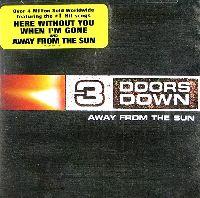 3 Doors Down - Away From The Sun (CD)
