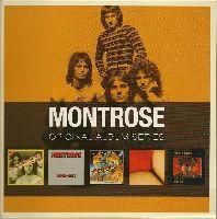MONTROSE - ORIGINAL ALBUM SERIES (5CD)