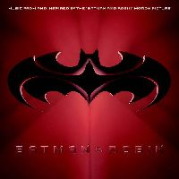 OST - Batman & Robin (RSD 2020, Red and Blue Vinyl)