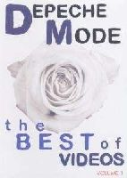 DEPECHE MODE - THE BEST OF VIDEOS VOLUME 1 (DVD)