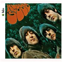 BEATLES, THE - RUBBER SOUL (CD)