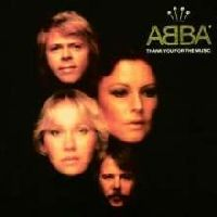 ABBA - Thank You For The Music (CD, Box)