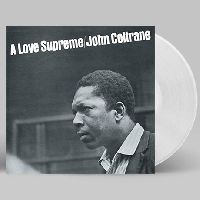 Coltrane, John - A Love Supreme (Clear Vinyl)