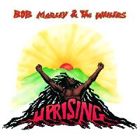 Bob Marley & The Wailers - Uprising (1st Press)