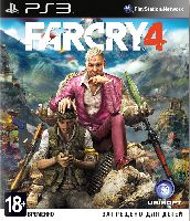 FAR CRY 4 (Essentials)(PS3)