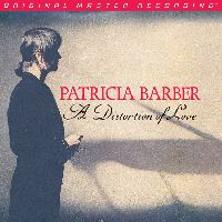 BARBER, PATRICIA - A DISTORTION OF LOVE (SACD)