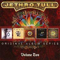 JETHRO TULL - ORIGINAL ALBUM SERIES Vol.2 (5CD)