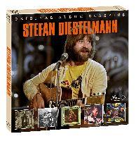 Diestelmann, Stefan - Original Album Classics (Folk Blues Band / Hofmusik / Folk, Blues & Boogie / Live / My Lights) (CD, Box Set)