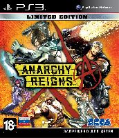 Anarchy Reigns. Limited Edition (PS3)