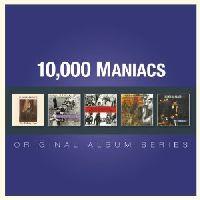 10.000 MANIACS - ORIGINAL ALBUM SERIES (5CD)