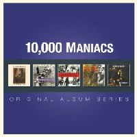 10.000 MANIACS - ORIGINAL ALBUM SERIES (5CD)