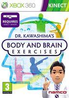 Dr. Kawashima's Body and Brain Exercises (только для Kinect) (Xbox 360)