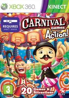 Carnival Games: In Action (только для Kinect) (Xbox 360)