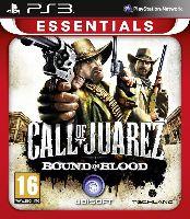 Call of Juarez: Bound in Blood (Essentials) [PS3, английская версия]