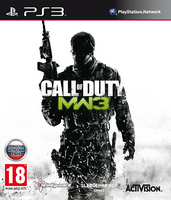 Call of Duty: Modern Warfare 3. Русская версия (PS3)