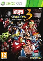 Marvel vs Capcom 3: Fate of Two Worlds (Xbox360)