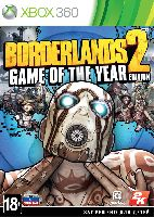 Borderlands 2: Game of the Year Edition (Xbox360)