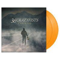 36 Crazyfists - Lanterns (Orange Vinyl)
