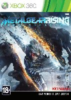 Metal Gear Rising: Revengeance (Xbox 360)