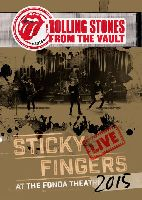 Rolling Stones, The - Sticky Fingers Live At The Fonda Theatre (DVD)