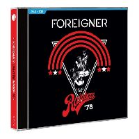 Foreigner - Live At The Rainbow '78 (CD+Blu-ray)