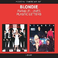 BLONDIE - CLASSIC ALBUMS (PARALLEL LINES / PLASTIC LETTERS)(CD)