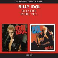 IDOL, BILLY - CLASSIC ALBUMS (BILLY IDOL / REBEL YELL ) (CD)