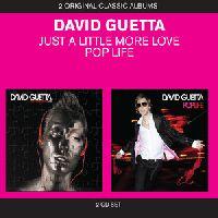 GUETTA, DAVID - CLASSIC ALBUMS (JUST A LITTLE MORE LOVE / POP LIFE)
