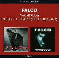 FALCO - CLASSIC ALBUMS (NACHTFLUG / OUT OF THE DARK) (CD)