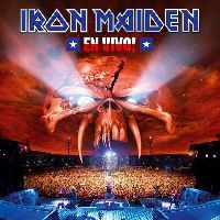 Iron Maiden - En Vivo! Live In Santiago De Chile (1st Press)