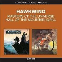 HAWKWIND - CLASSIC ALBUMS (MASTERS OF THE UNIVERSE / HALL OF THE MOUNTAIN GRILL) (CD)