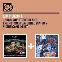 Limp Bizkit - 2 for 1: Chocolate Starfish.../ Significant Other (CD)