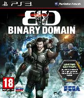 Binary Domain. Limited Edition (PS3)