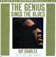 CHARLES, RAY - THE GENIUS SINGS THE BLUES (SACD)