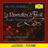 Markevitch, Igor - Berlioz: La Damnation de Faust (CD+BR-A)