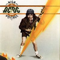 AC/DC - HIGH VOLTAGE (LP)