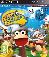 Ape Escape (только для PS Move) (PS3)