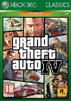 Grand Theft Auto IV (Classics) (Xbox 360)