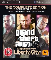 Grand Theft Auto IV Complete Edition [PS3]