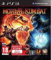 Mortal Kombat.  (PS3)