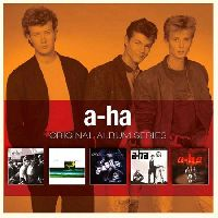 A-HA - ORIGINAL ALBUM SERIES (5CD)