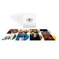 ABBA -The Studio Albums (Coloured Vinyl)