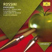 Abbado, Claudio - Rossini Overtures