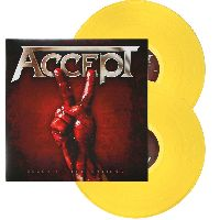 ACCEPT - Blood of the nations (Yellow Vinyl)